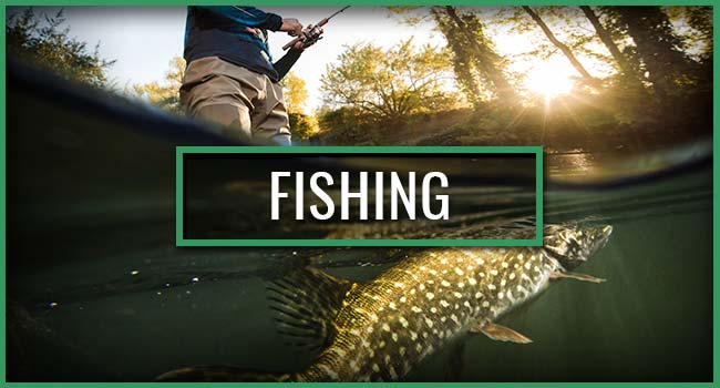 Snowbank Lodge and Outfitters Fishing Trips