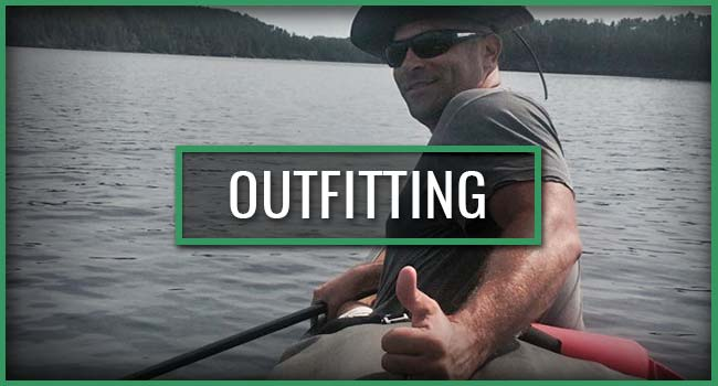 Snowbank Lodge and Outfitters Outfitting